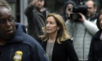Prosecutors Say Felicity Huffman Should Serve One Month in Jail for College Bribery Scheme