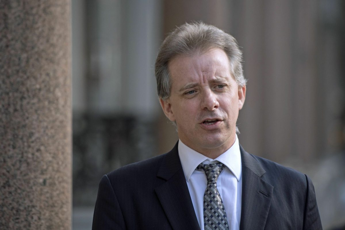 UK Court Rules Against Steele Dossier Author Over...