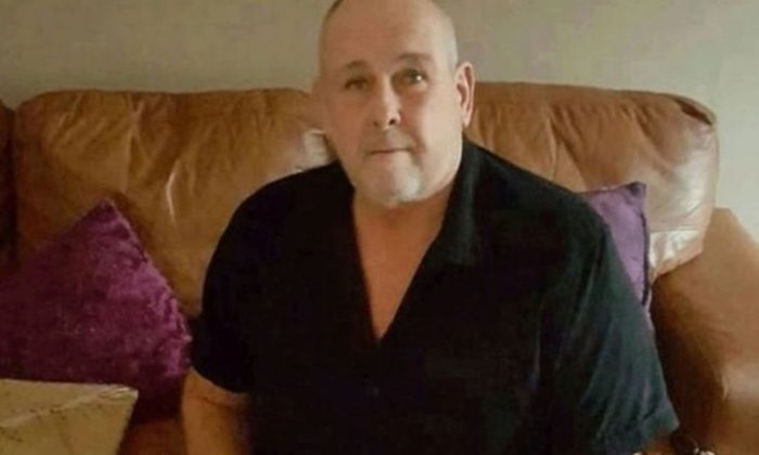 """Steve Dymond was found dead days after filming an episode of """"The Jeremy Kyle Show."""" His death is believed to be a suicide. (Steve Dymond/Facebook)"""