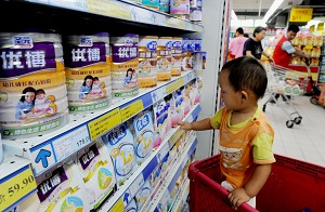 china food safety - baby formula