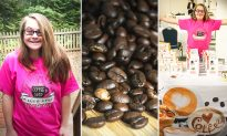Girl With Down Syndrome Starts Coffee Business After Being Rejected for Every Job Interview