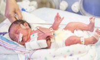 This 'Miracle' Preemie Was Given Only 20% Survival Chance, 4 Years Later She's Thriving