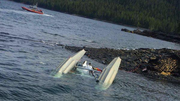 Alaska airplane crash