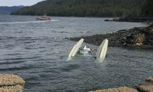 Coast Guard: 2 More Bodies Found After Alaska Planes Crash