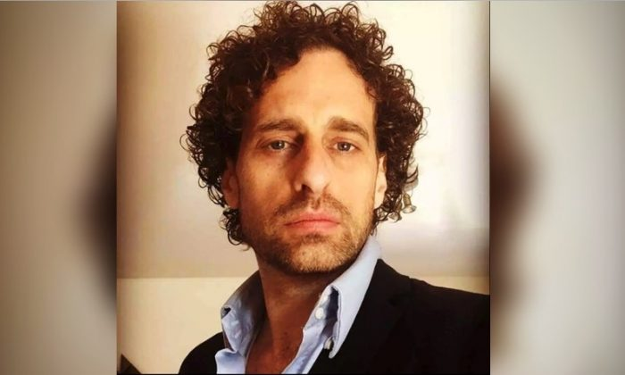 Isaac Kappy, 42, died in an apparent suicide on May 12, 2019. (Instagram)