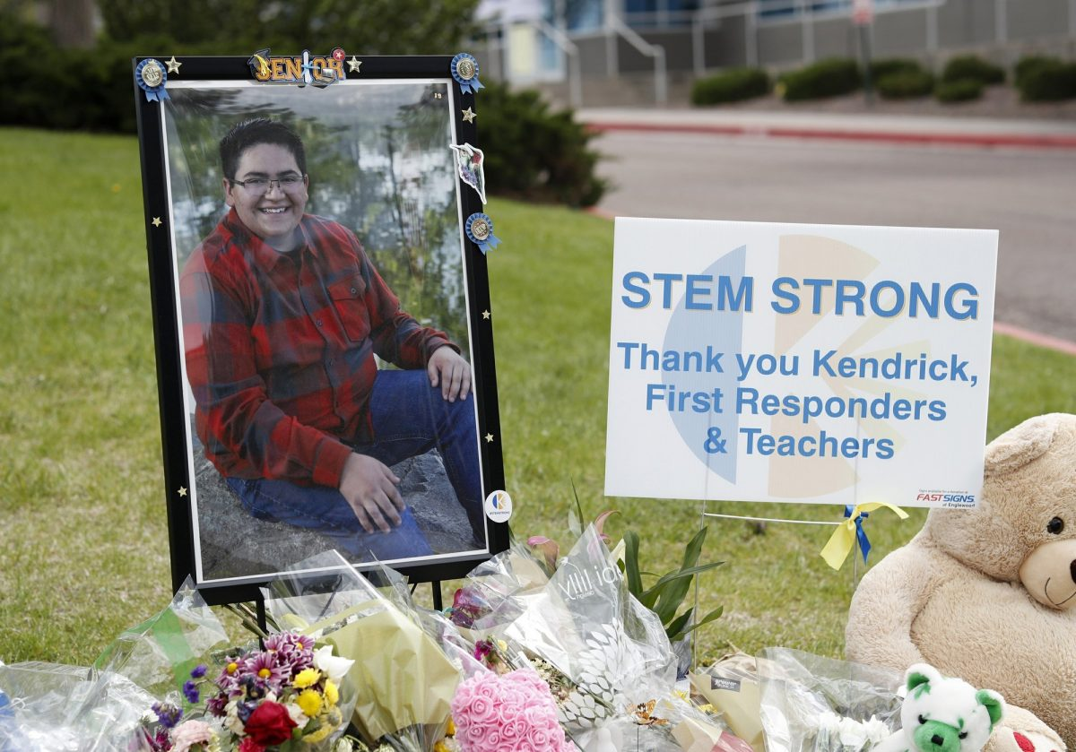 Kendrick Castillo STEM School Highlands Ranch shooting