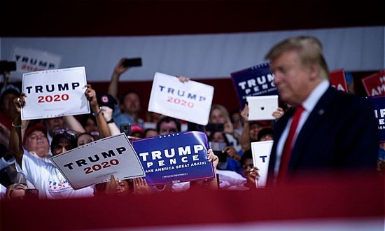 In Appreciation of Trump's Work 3 Florida Radio Stations to Air His Speeches Every Hour, Every Day Until 2020 Elections