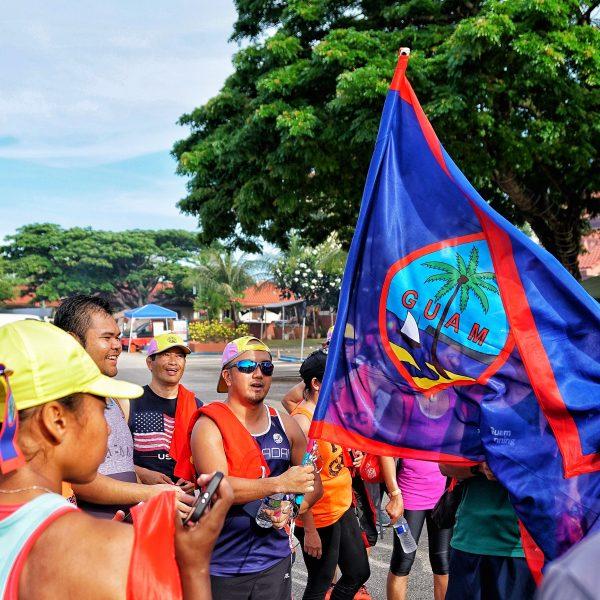 guam Liberation Day Mile Run