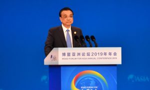 Chinese Premier's Speech Hints at Severity of Country's Unemployment