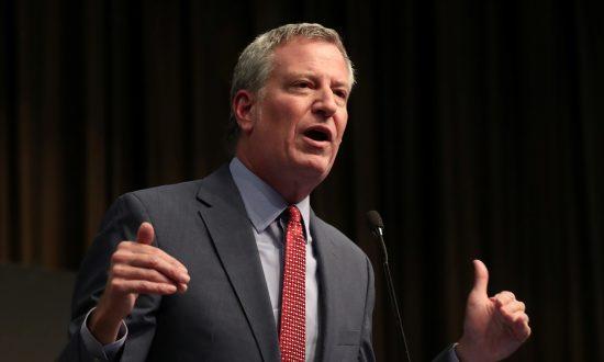 New York City Mayor de Blasio to Join Crowded Democratic Presidential Field