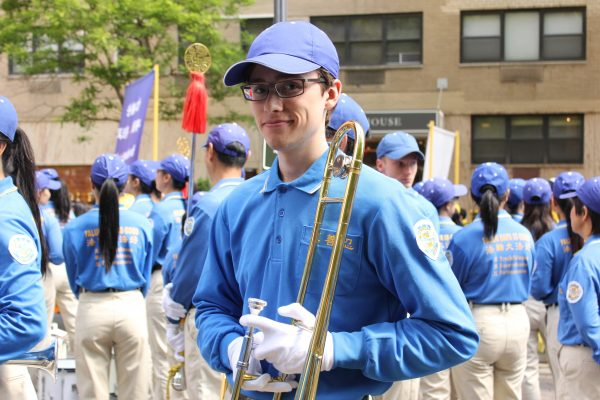 montreal falun gong practitioner