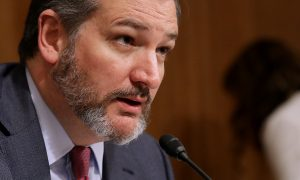 Ted Cruz Says NY Times Kavanaugh Story Was Not 'Accidental' Because 'They Want to Intimidate the Court'