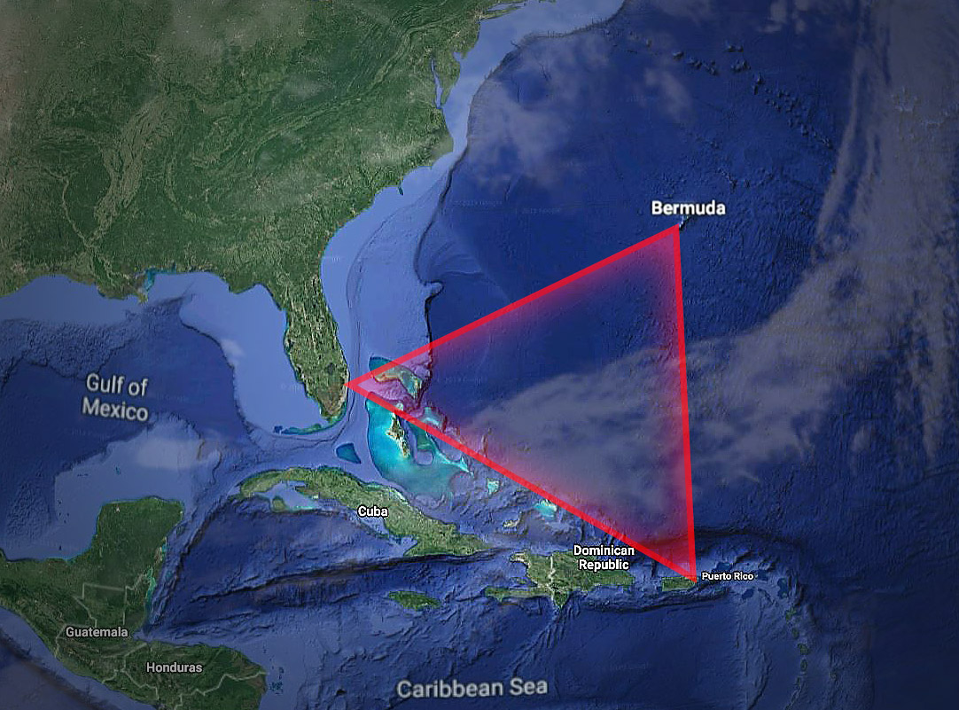 Mystery of the Bermuda Triangle \'SOLVED,\' Say Researchers ...