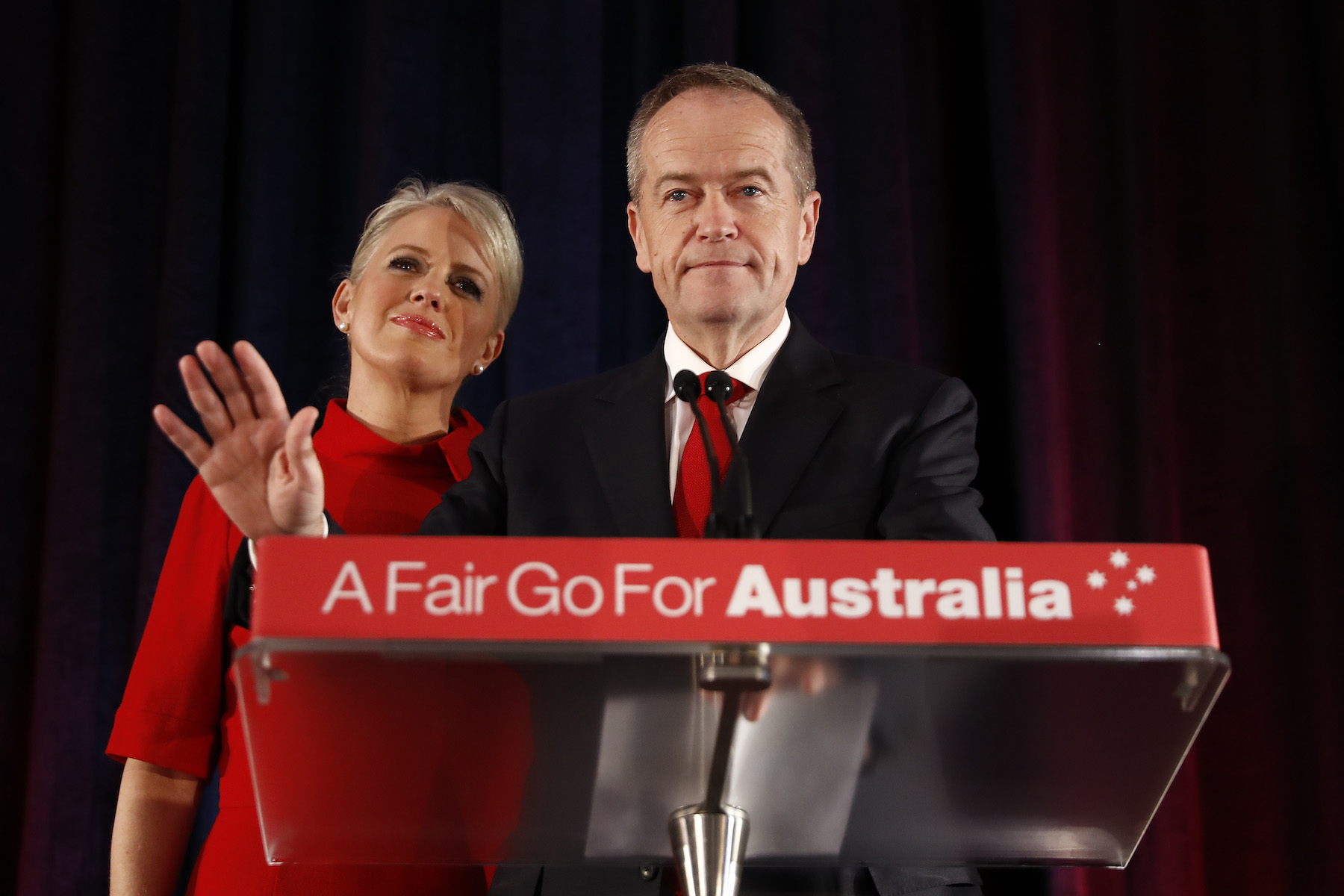Bill Shorten Concedes Defeat In 2019 Australian Federal Election