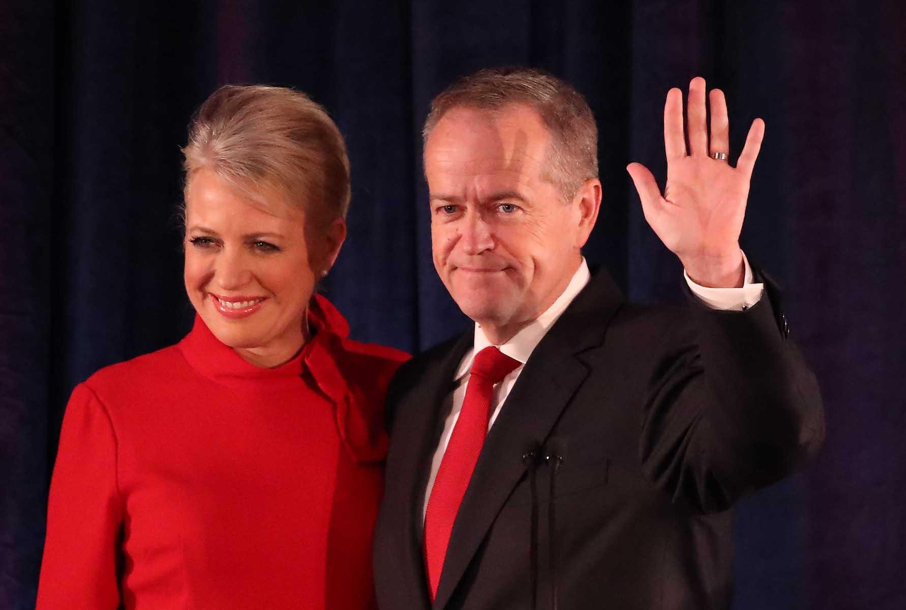 Bill Shorten Concedes Defeat In 2019 Australian Federal Election