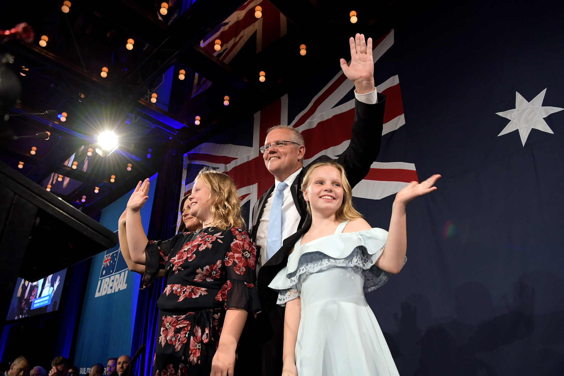 Scott Morrison Claims Victory In 2019 Australian Federal Election