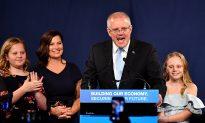 Australian Prime Minister Scott Morrison Announces His Cabinet