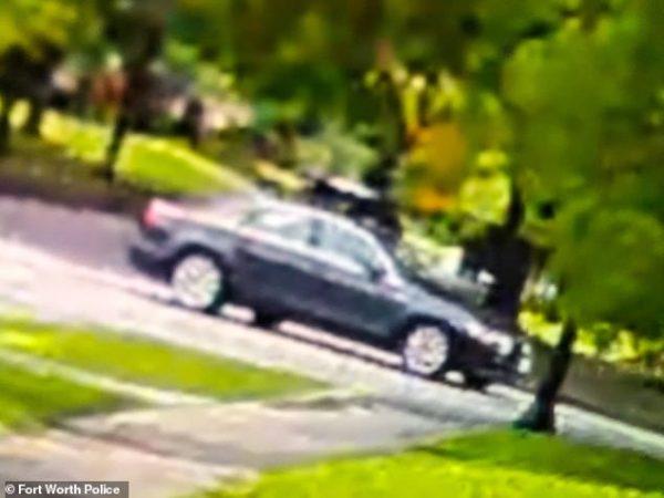 kidnapper's car