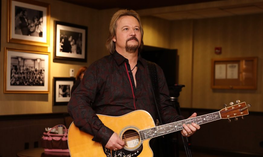Travis Tritt Cancels Concerts at Venues With Vaccine Requirements