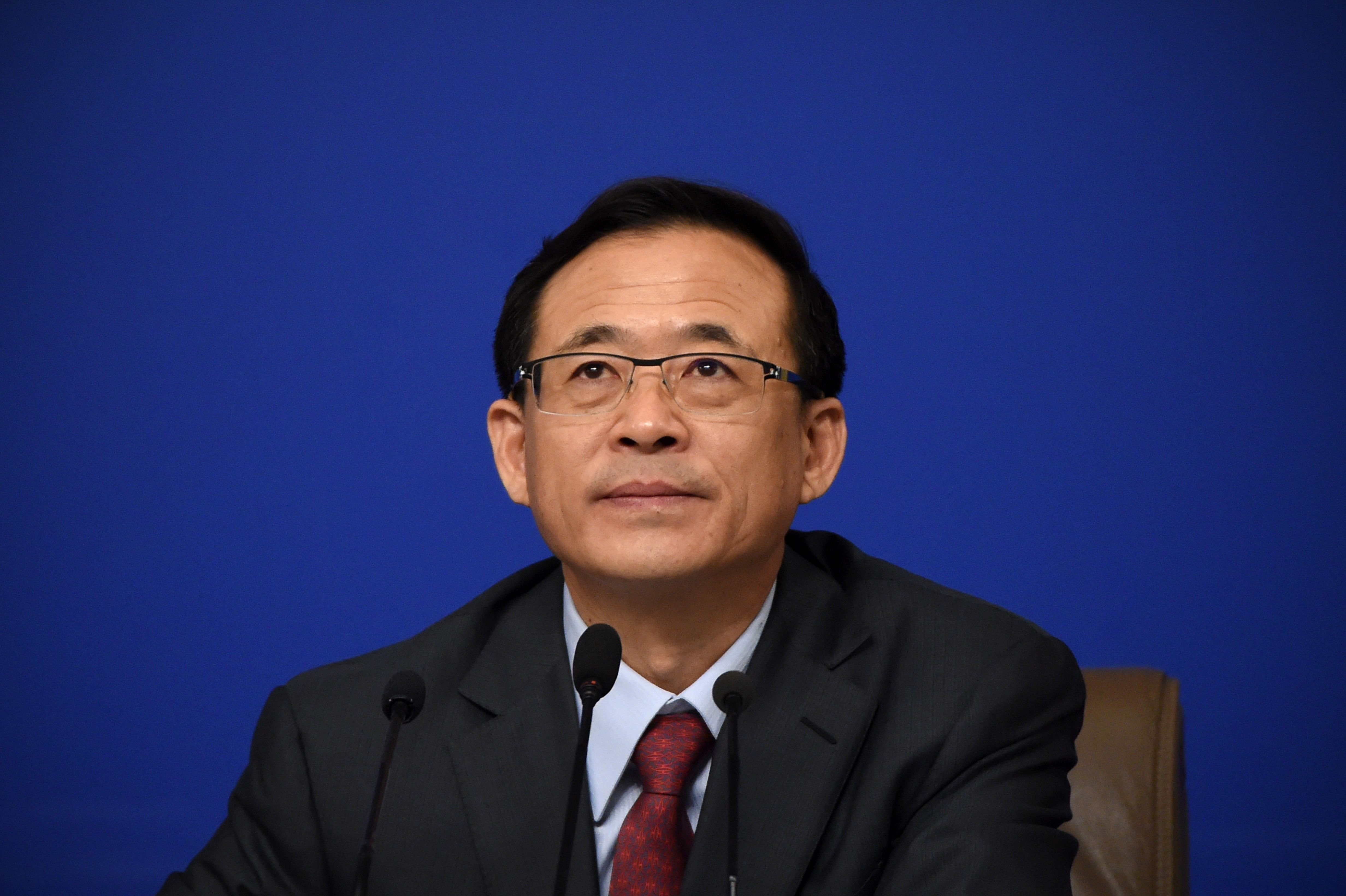 China Removes Former Head of Securities Regulator From Government Post After Corruption Probe