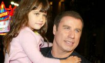 John Travolta's Daughter Ella Bleu Is All Grown Up and Following Her Dad Into Acting
