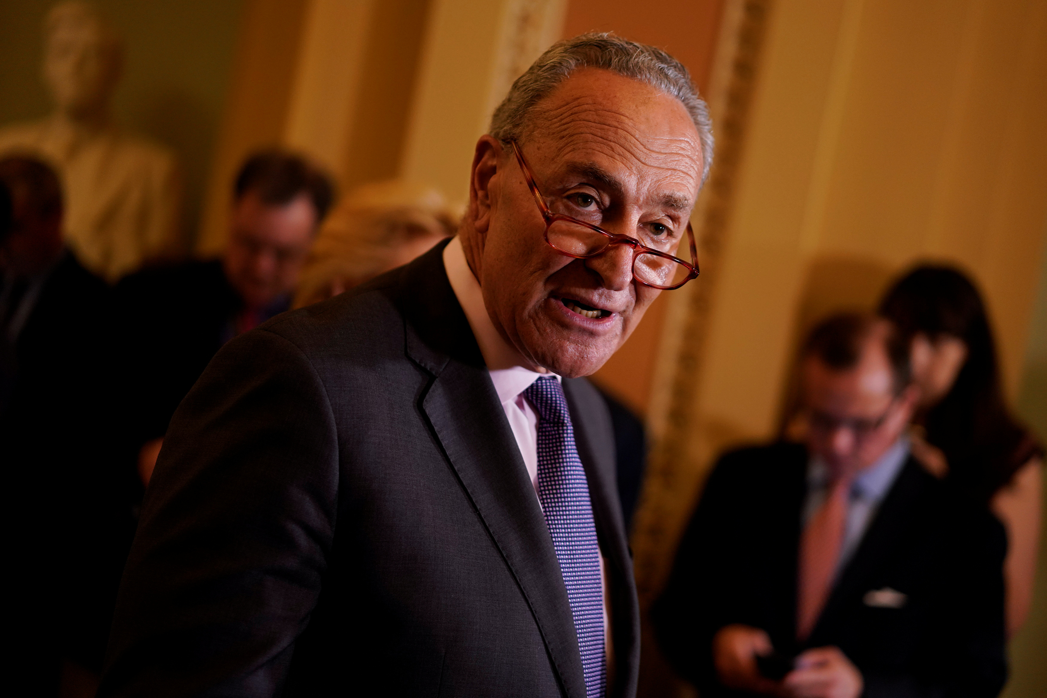 Schumer Blocks Measure That Would Lower Prescription Drug Prices