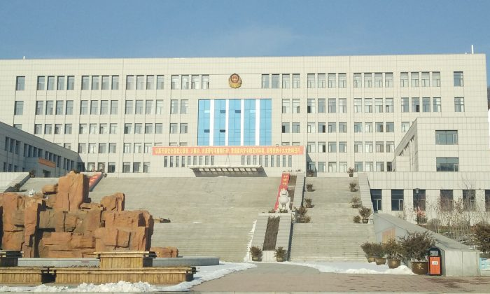 Benxi Prison in Liaoning Province, China. (Minghui.org)