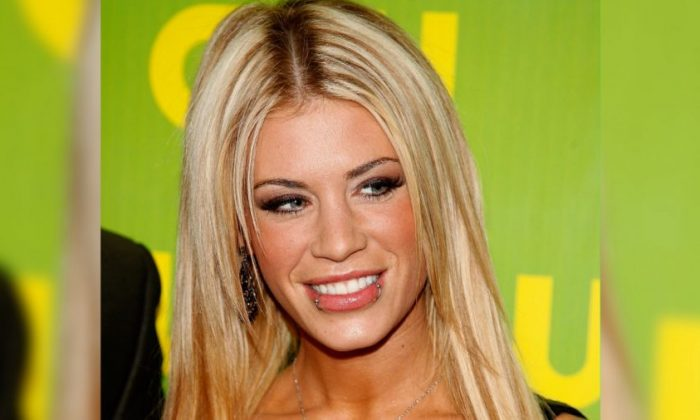 Ashley Massaro in a file photo. (Kevin Winter/Getty Images)