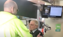 Video: Elderly Man Struggles to Pay for Breakfast, but Watch as a Stranger Steps In
