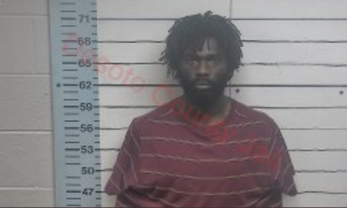 Bryant Ward has been arrested in connection with a murder in Tennessee on May 15, 2019. (Shelby County Sheriff's Office)