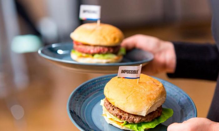 Impossible Foods. (CNN)