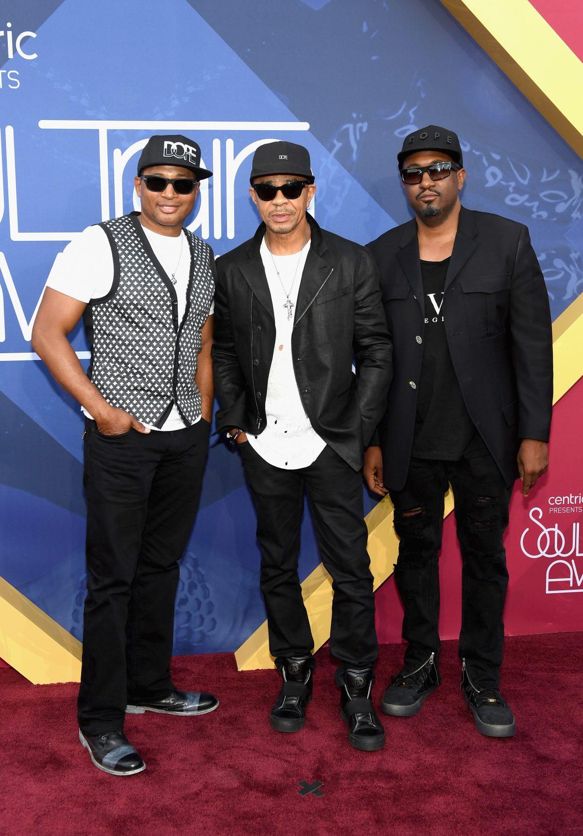 Melvin Edmonds - 2016 Soul Train Music Awards -