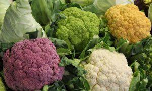 Democratic Rep. Alexandria Ocasio-Cortez Tackles Cauliflower in Green New Deal