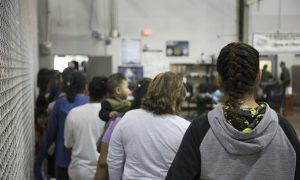 Texas Border Patrol Facility Suspends Migrant Intake Over Flu-Related Illness Outbreak