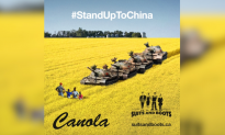 Campaign Urges Canadians to 'Stand Up to China'