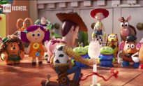 Keanu Reeves Voices New Character in 'Toy Story 4' Trailer