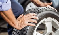 Vets Are Confused When Family Hauls Car Tire to ER—Then They Hear Tiny Cries for Help Inside