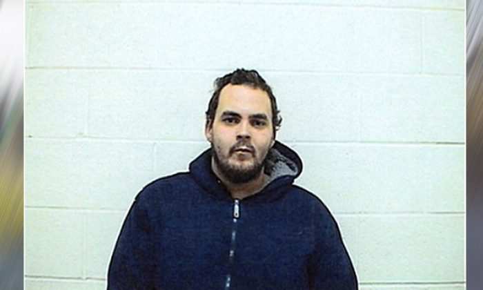 Picture of the wanted suspect, Jose Simms released on Facebook by police. (City of Torrington Police Department)