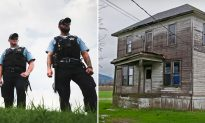 Police Patrol Hears Cries From Abandoned House, and Discovers Something Horrific Inside
