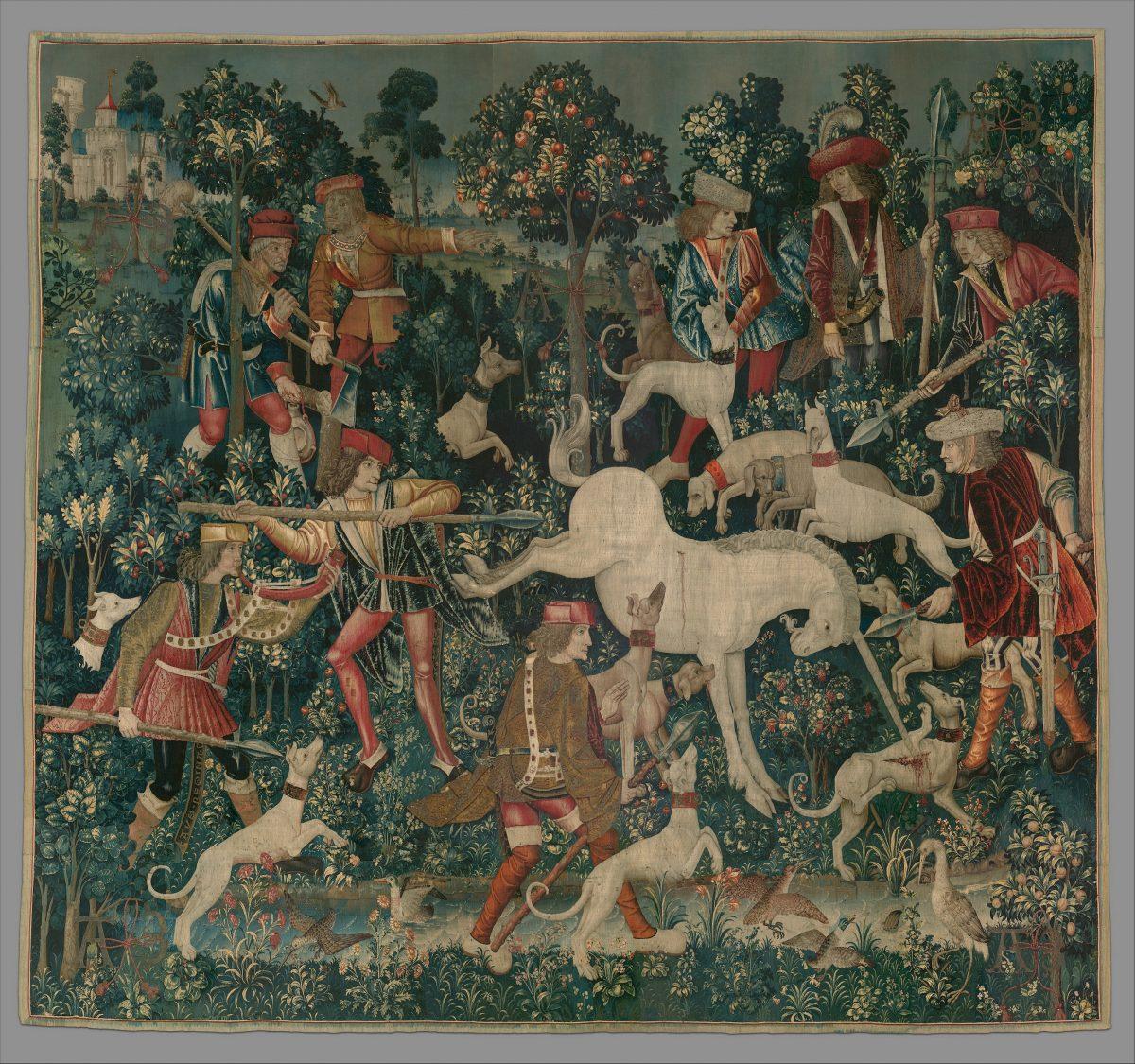 Unicorn medieval