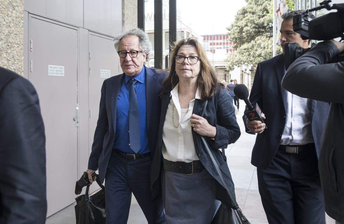 Geoffrey Rush Defamation Trial Against Daily Telegraph