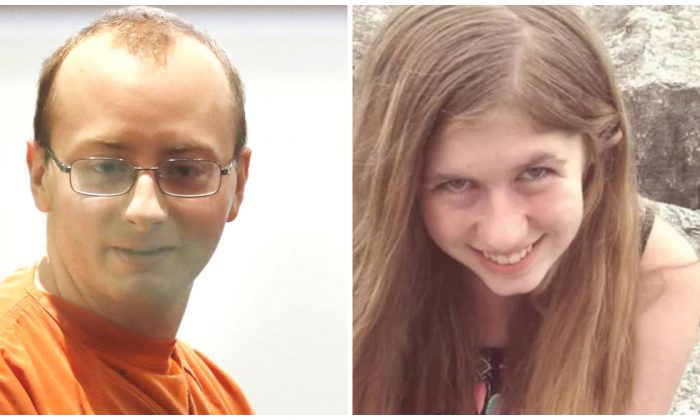 Jake Patterson (L). (T'xer Zhon Kha/The Post-Crescent via AP); Jayme Closs. (National Center for Missing and Exploited Children)