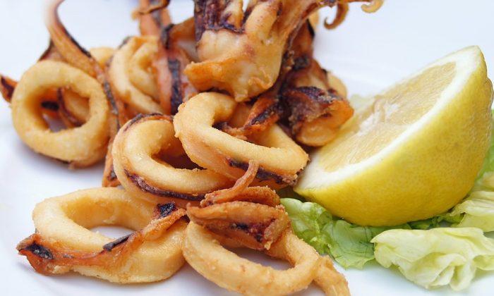 Stock image of a Calamari dish. (Bart-ter-Haar/Pixabay)