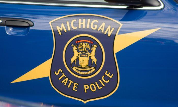 Stock image of Michigan State Police car. (Media Center/Michigan.gov)