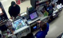Hatchet-Wielding Thief Flees After Cashier Pulls Out Gun, but What the Store Did Next Has People Outraged