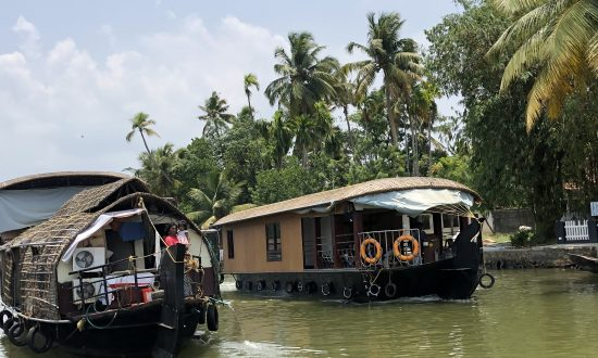Water World: Exploring Kerala by Houseboat