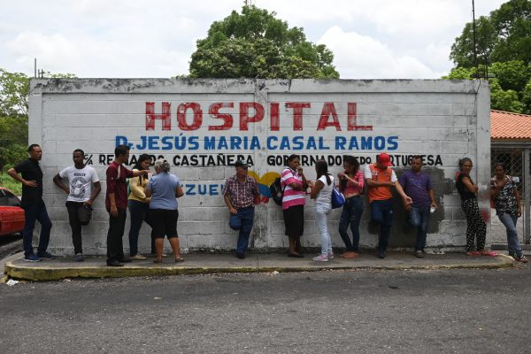 Venezuela detention center