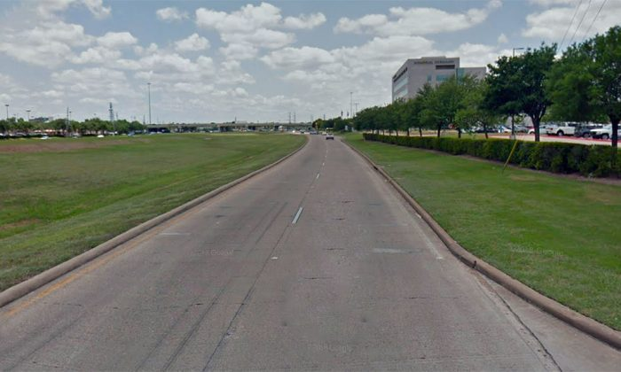 Michael Joice, 30, died on the SH-99 Grand Parkway in the Houston neighborhood of Richmond on May 25, 2019. (Google Maps Street View/Screenshot)