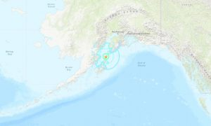 5.8 Earthquake Hits Near Homer, Alaska: USGS