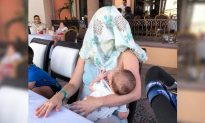 Mom Called 'Disgusting' for Breastfeeding in Public, Then Her Reply Silences All Critics